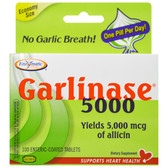 Buy UK Garlinase Fresh 100 Tabs, Enzymatic