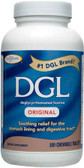 DGL 100 Chewable Tabs Enzymatic, Licorice, Stomach Lining Relief