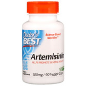 Buy Best Artemisinin 100 mg 90 Veggie Caps Doctor's Best Online, UK Delivery, Artemisia Wormwood Herbal Natural