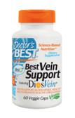 Buy Best Vein Support Featuring DiosVein 60 Veggie Caps Doctor's Best Online, UK Delivery, Women's Supplements Varicose Veins Vein Care Diosmin Sweet Orange Hesperidin Complex