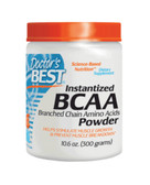 Buy Instantized BCAA Powder 10.6 oz (300 g) Doctor's Best Online, UK Delivery, Branched Chain Amino Acid