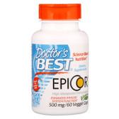 Buy Epicor 500 mg 60 Veggie Caps Doctor's Best Online, UK Delivery, Beta Glucan Immune Support