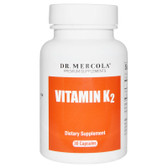 Buy Premium Supplements Vitamin K2 30 Caps Dr. Mercola Online, UK Delivery, Vitamin K