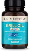 Buy Premium Supplements Kids' Krill Oil 60 Caps Dr. Mercola Online, UK Delivery, EFA Omega EPA DHA