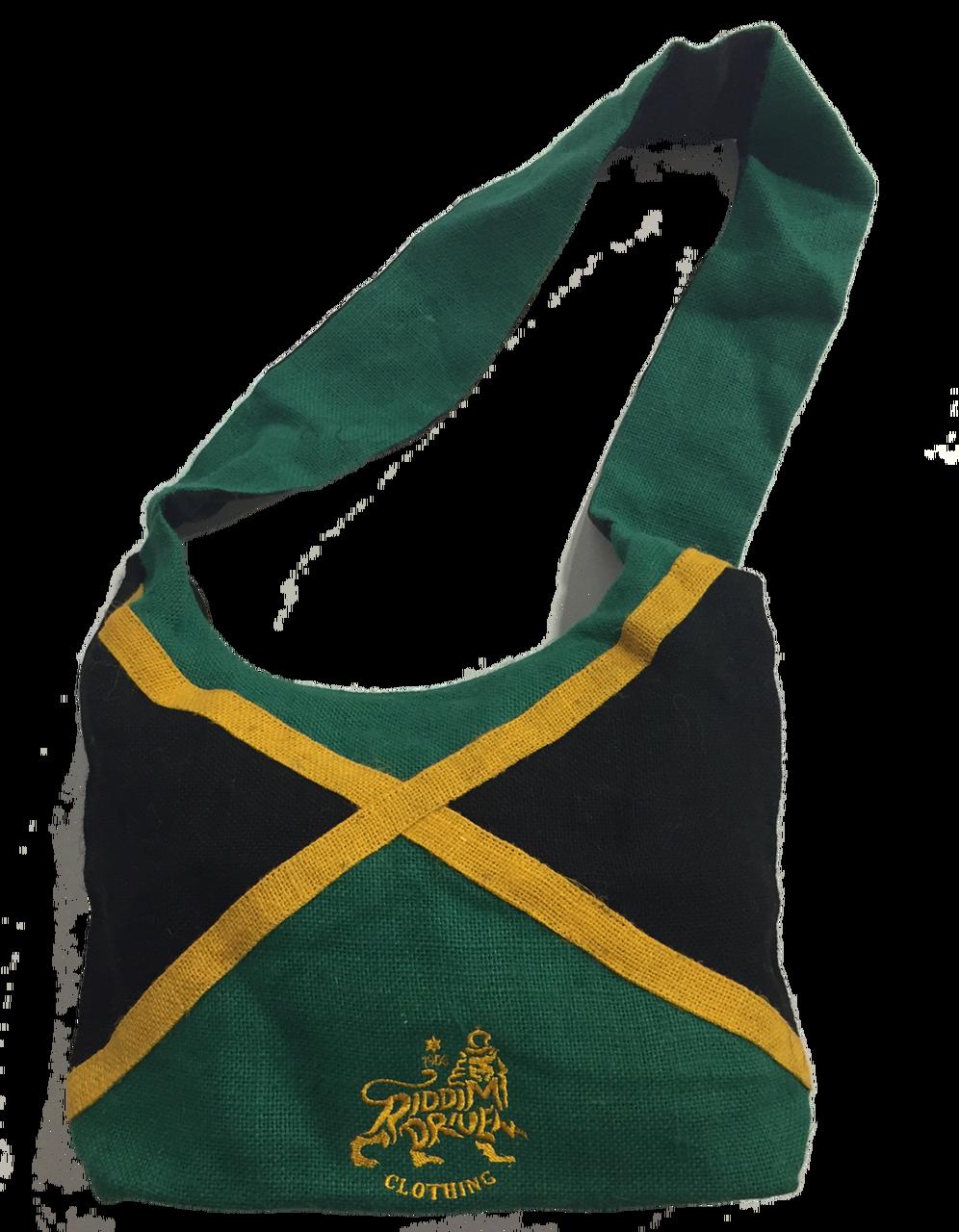 Jamaica Flag Bag - Shoulder Bag