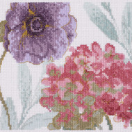 DMC Rainbow Seeds Flowers V Counted Cross Stitch kit