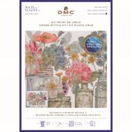 DMC Rainbow Seeds Flowers X Counted Cross Stitch kit