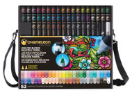 Chameleon Color Tones 5 Pen Set Alcohol Blending Gradient - 52 Pen Deluxe Set