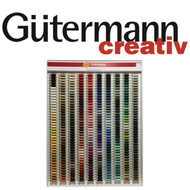 Gutermann Sew-all 100% Polyester Thread 100m Hand and Machine Sewing 401 to 991