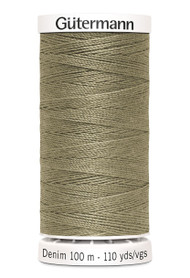 Gutermann Denim 100m No.50 Polyester Thread for Hand and Machine - Colour 2725