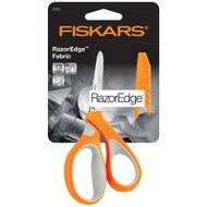 Fiskars 13cm RazorEdge Fabric Scissors Dressmaking and Craft Shears