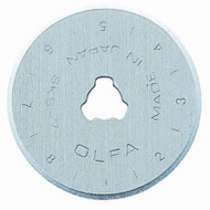 Olfa 28mm Rotary Cutter Spare Blades Genuine Replacements 2 Pack RB28-2