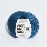 WATG Wool And the Gang Crazy Sexy Wool 200g 80m 87yd - Dusty Denim
