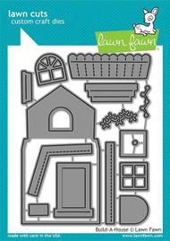 Lawn Fawn Build-A-House Custom Craft Dies