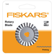 Rotary Blade: 45mm: Pinking Cutter