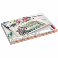 Gutermann Nostalgic '1895' Tin Set - Sew-All 100m Polyester Thread - 48 Colours