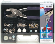 Prym Vario Plier Set - Create Professional Style Holes and Fastenings
