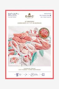 DMC Embroidery Kit - Love Flowers
