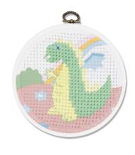 DMC Stitch It Jr! Embroidery Kit - The Dragon