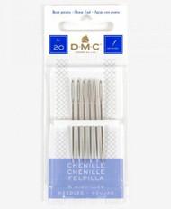 DMC Chenille Hand Needles - Size 20