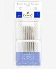 DMC Chenille Hand Needles - Size 24