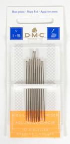 DMC Darners Hand Needles - Size 1-5