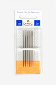 DMC Darners Hand Needles - Size 18