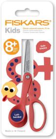 Fiskars Children's Left Handed Scissors - 13cm