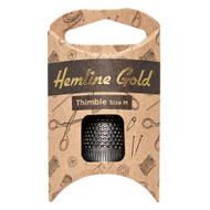 Hemline Gold - BlackThimble - Medium