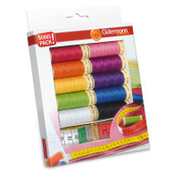 Gutermann Thread Set: Sew-All: 10 x 100m and Measuring Tape