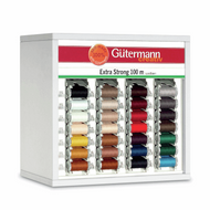 Gutermann Extra Strong 100% Polyester 100m Thread for Hand and Machine Use