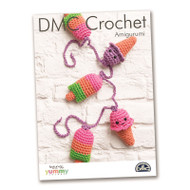 DMC Crochet Pattern Ice Cream