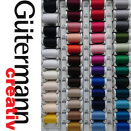 Gutermann Sew-all 100% Polyester Thread for Hand and Machine – 500m