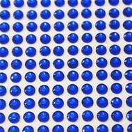 Self Adhesive Rhinestones - Dark Blue