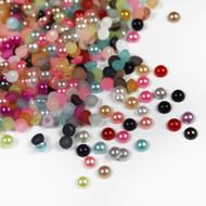 Flat back Pearls - Mixed