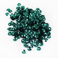Sequins - 5mm, 8mm Turquoise