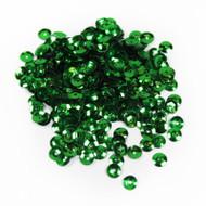 Sequins - 5mm, 8mm Green