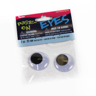 Paste-on Googly Eyes - 25mm