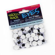Sticky-back Googly Eyes - 10mm