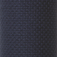DMC Charles Craft Aida Navy Blue 15x18 14 Count