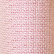 DMC Charles Craft Aida Pink 15x18 14 Count
