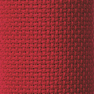 DMC Charles Craft Aida Red 15x18 14 Count