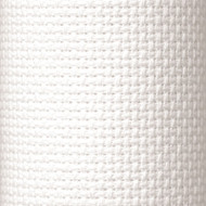 DMC Charles Craft Aida White 15x18 14 Count