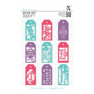 X-Cut Everyday Gift Tags Dies