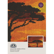 DMC Mr X Stitch Skylights Collection - Savannah Sunset