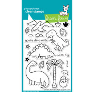 Lawn Fawn Critters from the Past Stamps