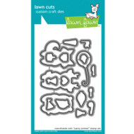 Lawn Fawn Party Animal Die Set