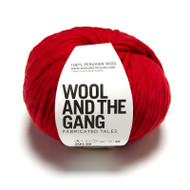 WATG Crazy Sexy Wool - Lipstick Red
