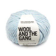 WATG Crazy Sexy Wool - Stone Wash Blue