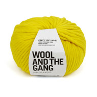WATG Crazy Sexy Wool - Big Bird Yellow